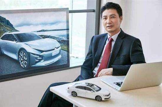 ▲神龙产品企划部新事业战略推进办公室负责人饶杰