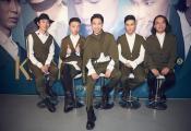 陈乐基杀手锏新专辑《伍》发布会在京举行  加盟东亚星光