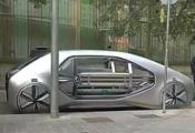 雷诺新款共享概念车现身巴塞罗那 将亮相日内瓦车展