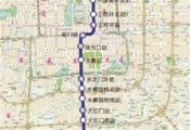 北京地铁8号线珠市口至瀛海站今年年底开通