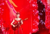 """谢春花生日活力开唱 京东""""花语时""""演唱会温暖凛冬"""