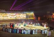 节日期间文化旅游市场火热