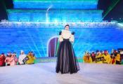 马苏献唱2020环球跨年冰雪盛典 以歌声致敬乡情温暖跨年