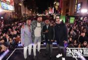 《绝地战警:疾速追击》举办全球首映礼 史皇红毯开车燃爆全场